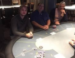 Artikel foto: Fra venstre: Daniel Nielsen, Anders Bernhard, Per Rømer Olsen