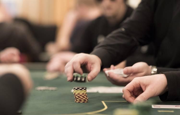 Casino marienlyst poker